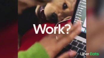 Uber Eats TV Spot, 'Work? Off' Song by Mark Morrison - Thumbnail 2