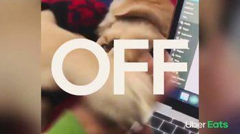Uber Eats TV Spot, 'Work? Off' Song by Mark Morrison - Thumbnail 3
