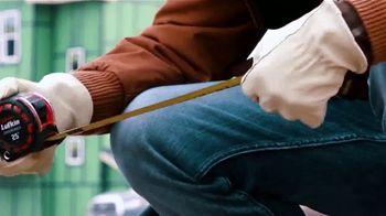 Crescent Lufkin Shockforce Tape Measure TV Spot, 'Any Job Site' - Thumbnail 4