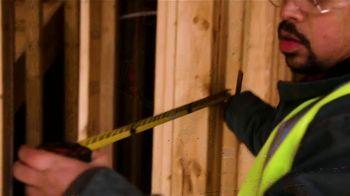 Crescent Lufkin Shockforce Tape Measure TV Spot, 'Any Job Site' - Thumbnail 6