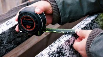 Crescent Lufkin Shockforce Tape Measure TV Spot, 'Any Job Site' - Thumbnail 7