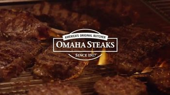Omaha Steaks Summer Stock Up Event TV Spot, 'Grilling Season: Free Burgers & Shipping' - Thumbnail 1