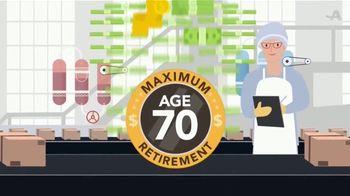 AARP Services, Inc. TV Spot, 'Several Factors' - Thumbnail 5