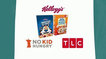 Kellogg's TV Spot, 'Millions of Kids Live With Hunger' - Thumbnail 4