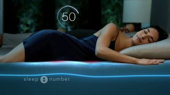 Sleep Number TV Spot, 'Temperature Balance' - 1142 commercial airings