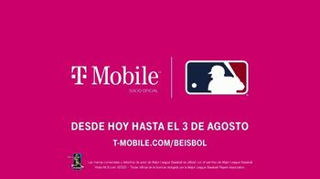 T-Mobile TV Spot, 'MLB Opening Week: Baseball Is Back' [Spanish] - Thumbnail 9