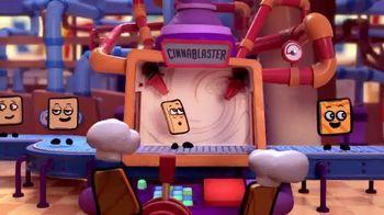 Cinnamon Toast Crunch TV Spot, 'CinnaKitchen' - Thumbnail 4