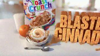 Cinnamon Toast Crunch TV Spot, 'CinnaKitchen' - Thumbnail 8