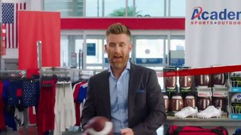 Academy Sports + Outdoors TV Spot, 'Gear Up: Nike Shoes, Backpacks and Apparel' Feat. Marty Smith - Thumbnail 10
