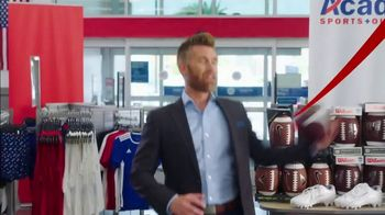 Academy Sports + Outdoors TV Spot, 'Gear Up: Nike Shoes, Backpacks and Apparel' Feat. Marty Smith - Thumbnail 9