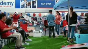 Academy Sports + Outdoors TV Spot, 'Gear Up: Nike Shoes, Backpacks and Apparel' Feat. Marty Smith - 1 commercial airings