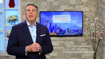 The Retirement Solution Inc. TV Spot, 'First Ten Callers: Jim Black'