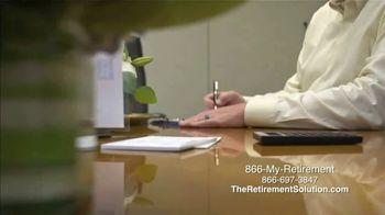 The Retirement Solution Inc. TV Spot, 'First Ten Callers: Jim Black' - Thumbnail 3