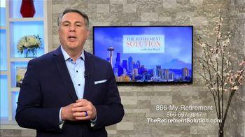 The Retirement Solution Inc. TV Spot, 'First Ten Callers: Jim Black'