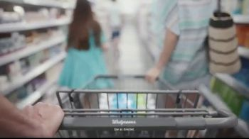 Walgreens TV Spot, 'Wouldn't It Be Nice?: Shopping Cart'