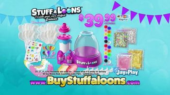 Stuffaloons TV Spot, 'Inflate, Create and Celebrate' - Thumbnail 10