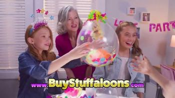 Stuffaloons TV Spot, 'Inflate, Create and Celebrate' - Thumbnail 6