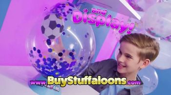 Stuffaloons TV Spot, 'Inflate, Create and Celebrate' - Thumbnail 7