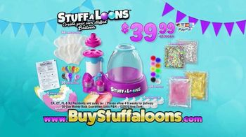 Stuffaloons TV Spot, 'Inflate, Create and Celebrate' - Thumbnail 9