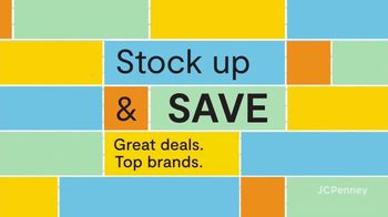 JCPenney TV Spot, 'Stock Up & Save' - Thumbnail 2
