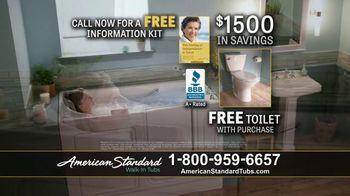 American Standard Liberation Tub TV Spot, '$1,500 Savings' - Thumbnail 10