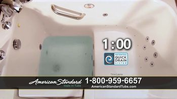 American Standard Liberation Tub TV Spot, '$1,500 Savings' - Thumbnail 4