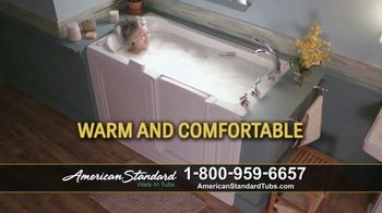 American Standard Liberation Tub TV Spot, '$1,500 Savings'