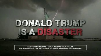 MeidasTouch TV Spot, 'Donald Trump is a Disaster' - Thumbnail 6