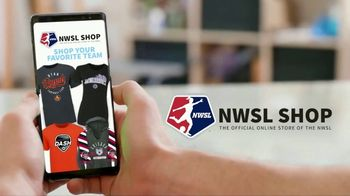 National Women's Soccer League TV Spot, 'Introducing NWSL Shop' - Thumbnail 2