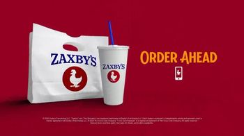 Zaxby's Zensation Zalad and Fillet Sandwich Meal TV Spot, 'Bach and Back' - Thumbnail 9