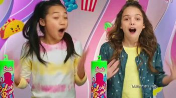 Barbie Color Reveal Foodie Doll TV Spot, 'So Many Surprises' - Thumbnail 2