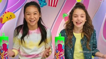 Barbie Color Reveal Foodie Doll TV Spot, 'So Many Surprises' - Thumbnail 3