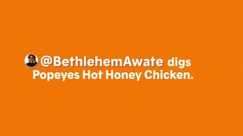 Popeyes Hot Honey Chicken TV Spot, 'BethelehemAwate: Hits All the Spots' - Thumbnail 1