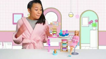 Barbie Face Mask Spa Day TV Spot, 'Self Care Everyday' - Thumbnail 1