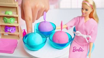 Barbie Face Mask Spa Day TV Spot, 'Self Care Everyday' - Thumbnail 4