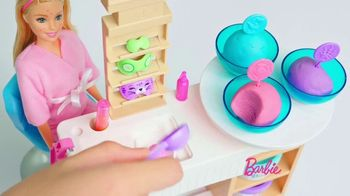 Barbie Face Mask Spa Day TV Spot, 'Self Care Everyday' - Thumbnail 5