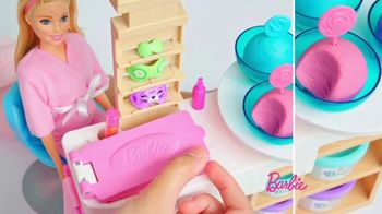 Barbie Face Mask Spa Day TV Spot, 'Self Care Everyday' - Thumbnail 6