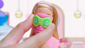 Barbie Face Mask Spa Day TV Spot, 'Self Care Everyday' - Thumbnail 7