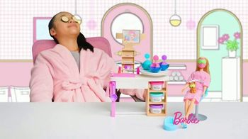 Barbie Face Mask Spa Day TV Spot, 'Self Care Everyday' - Thumbnail 8