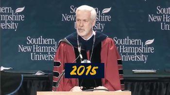 Southern New Hampshire University TV Spot, 'Where Do You Belong?' - Thumbnail 6