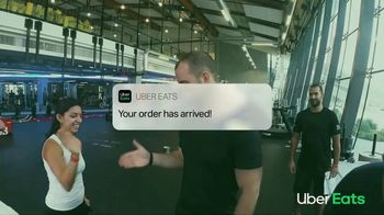Uber Eats TV Spot, 'Handshakes? Off' Song by Mark Morrison - Thumbnail 6