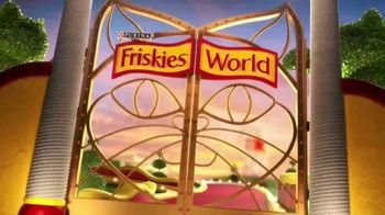 Friskies Stuf'd & Sauc'd TV Spot, 'Ramping Up' - Thumbnail 1