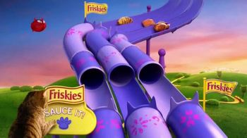 Friskies Stuf'd & Sauc'd TV Spot, 'Ramping Up' - Thumbnail 4