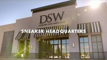 DSW TV Spot, 'Sneaker Headquarters: IQ' - Thumbnail 1