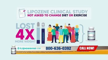 Lipozene TV Spot, 'Problem With Diets: Achieve Your Weight Loss Goals'