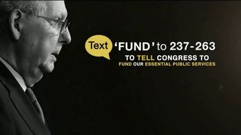 American Federation of State, County & Municipal Employees TV Spot, 'Fund the Front Lines' - Thumbnail 9