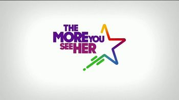 The More You Know TV Spot, 'The More You See Her: Career: A New Lane' Featuring Andrea Mitchell - Thumbnail 6