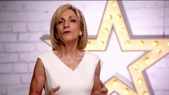 The More You Know TV Spot, 'The More You See Her: Career: A New Lane' Featuring Andrea Mitchell - Thumbnail 4