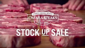 Omaha Steaks Stock Up Sale TV Spot, 'Dinner' - Thumbnail 2