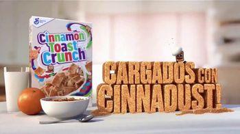 Cinnamon Toast Crunch TV Spot, 'El Cinnablaster' [Spanish] - Thumbnail 8